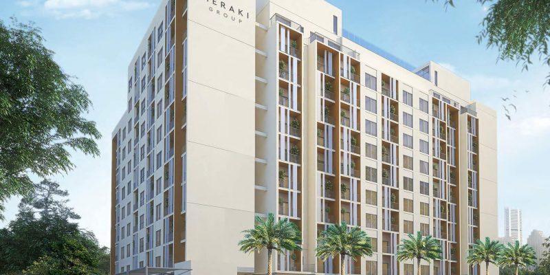 Genesis by Meraki at Arjan. Luxury apartments for Sale in Dubai