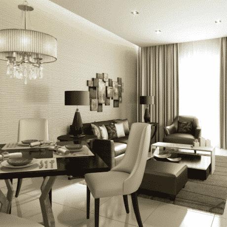 Ghalia в Jumeirah Village Circle от Damac Properties. Продажа недвижимости премиум-класса в Дубае