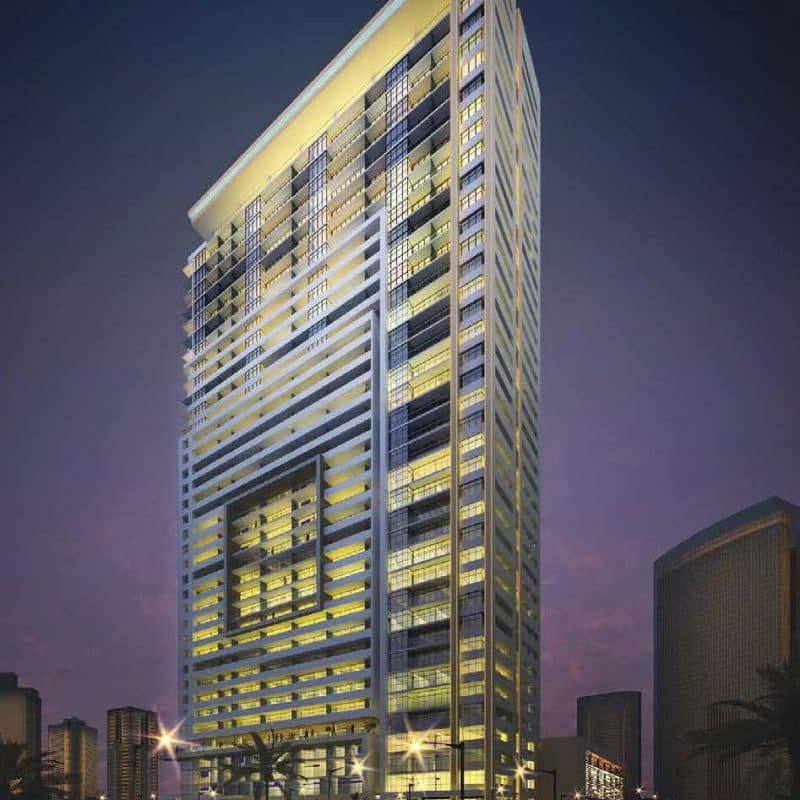 Ghalia в Jumeirah Village Circle от Damac Properties. Продажа недвижимости премиум-класса в Дубае 5 5