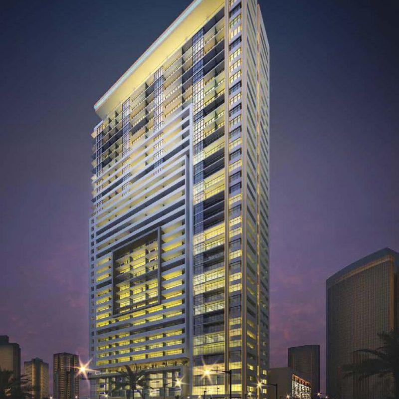 Ghalia by Damac at Jumeirah Village Circle. Luxury apartments for Sale in Dubai