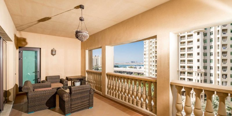 Golden Mile by IFA in Palm Jumeirah. Premium apartments for Sale in Dubai