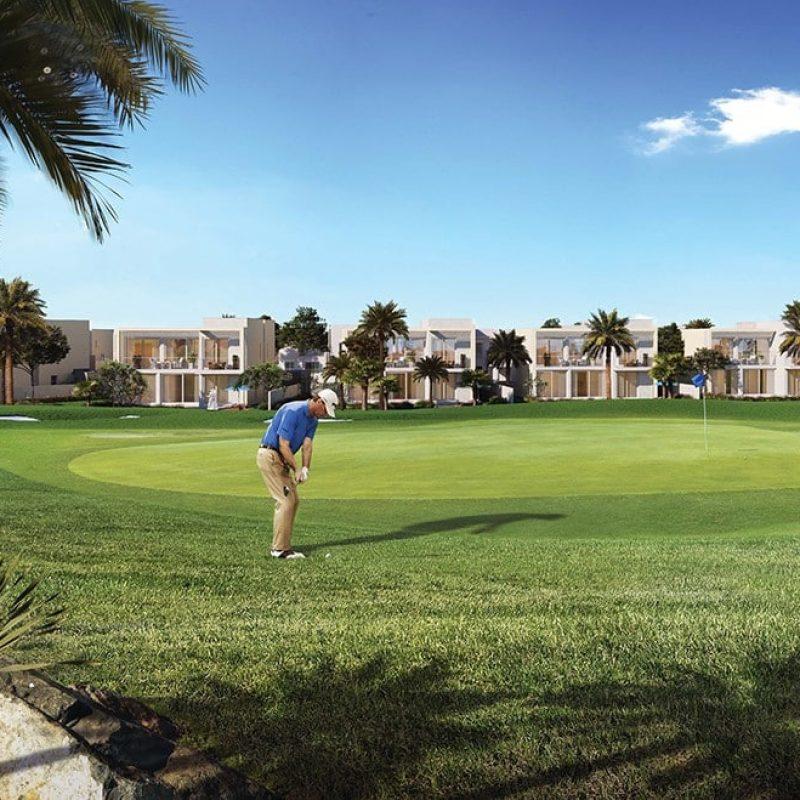Golf Links in Emaar South