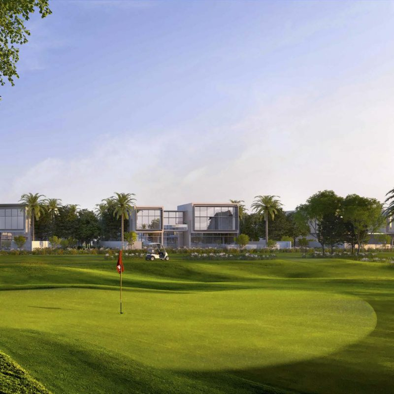 Exterior Golf Place by Emaar at Dubai Hills