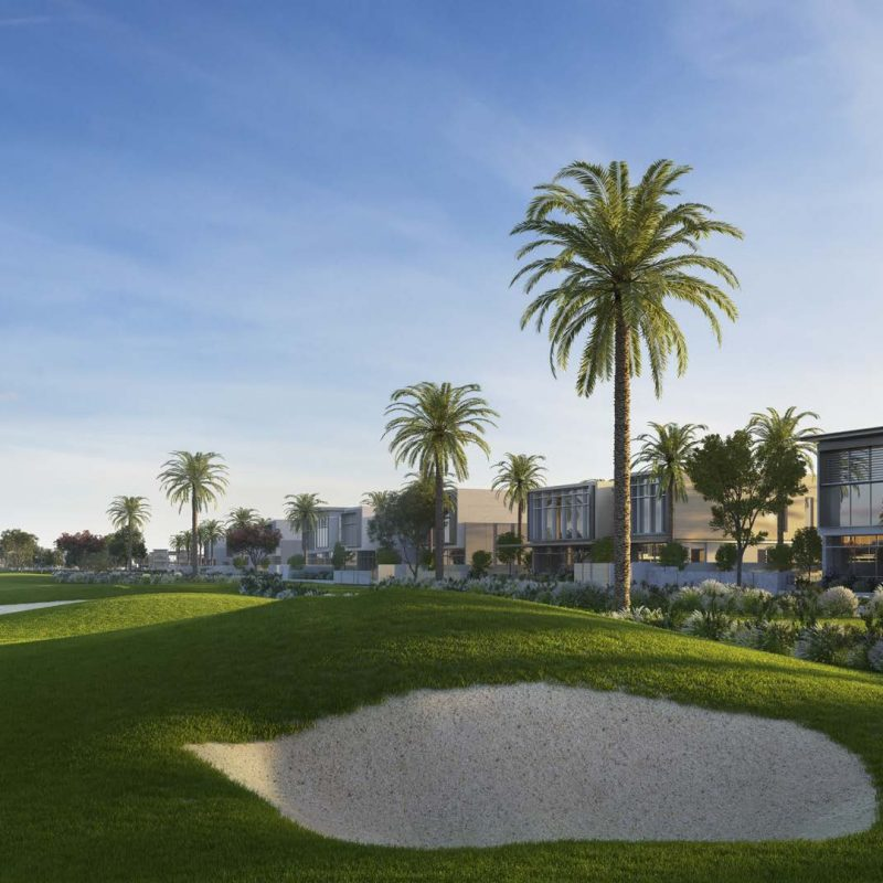 View Golf Place by Emaar at Dubai Hills