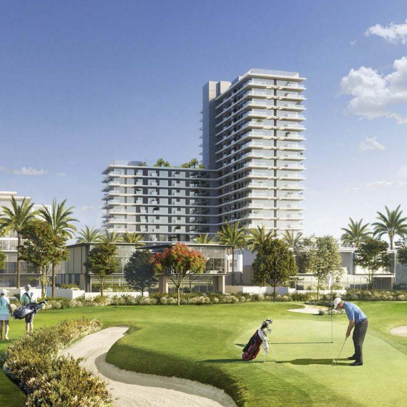 View Golf Suites by Emaar at Dubai Hills