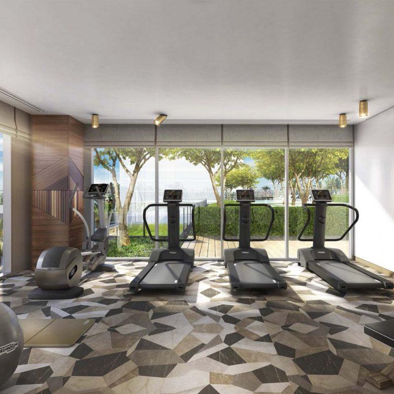 Amenities Golf Suites by Emaar at Dubai Hills