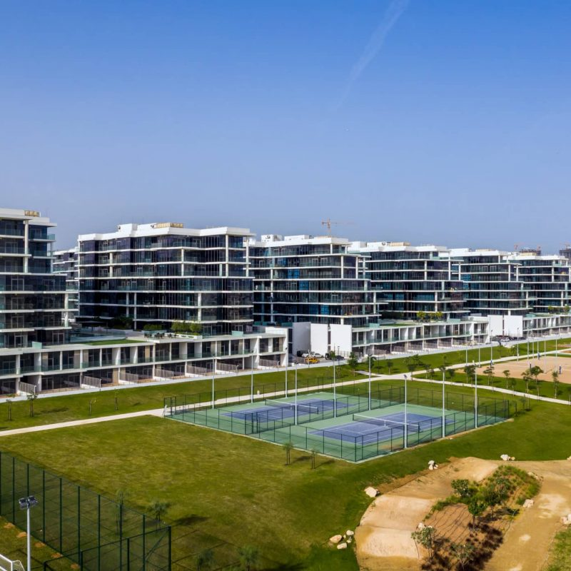 Golf Town в Damac Hills от Damac Properties. Продажа недвижимости премиум-класса в Дубае 2 2