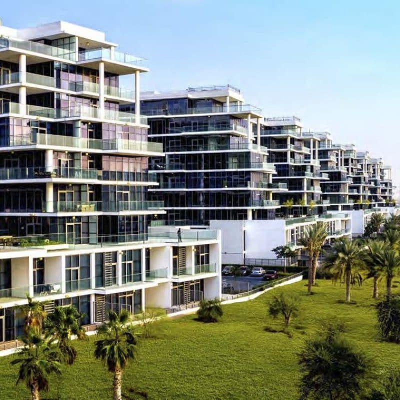 Golf Town в Damac Hills от Damac Properties. Продажа недвижимости премиум-класса в Дубае 5 4