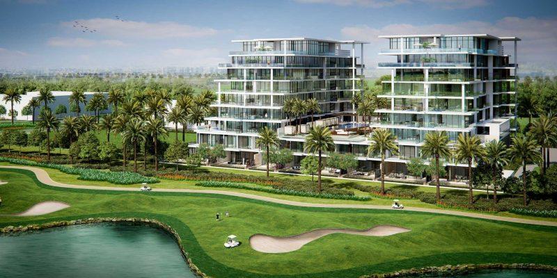 Golf-Town-в-Damac-Hills-от-Damac-Properties.-Продажа-недвижимости-премиум-класса-в-Дубае
