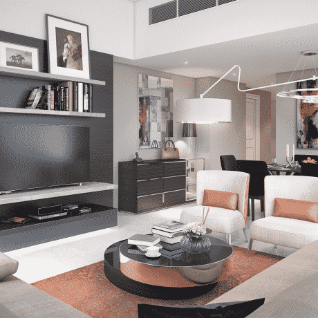 Golf Vita в Damac Hills от Damac Properties. Продажа недвижимости премиум-класса в Дубае 3 2