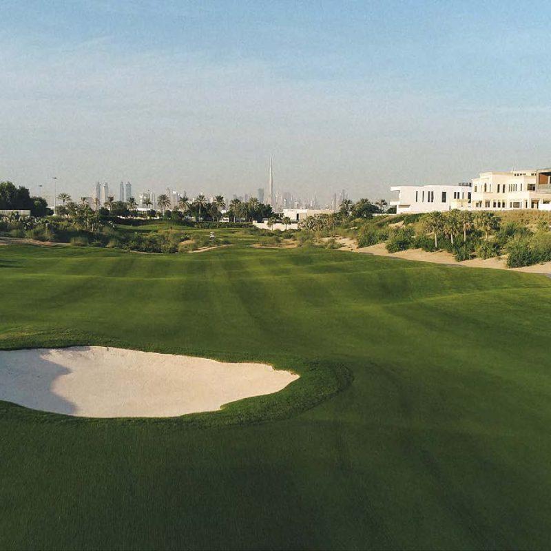 Exterior Golfville by Emaar in Dubai Hills Estate