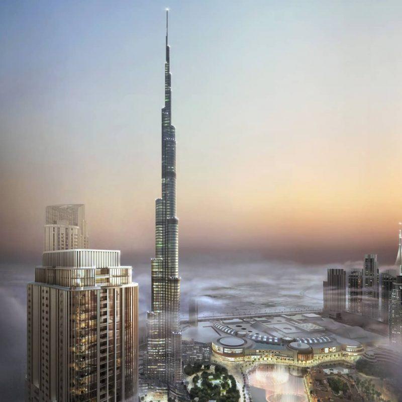 Grande квартиры в Downtown Dubai от Emaar. Продажа премиум квартир в Дубае