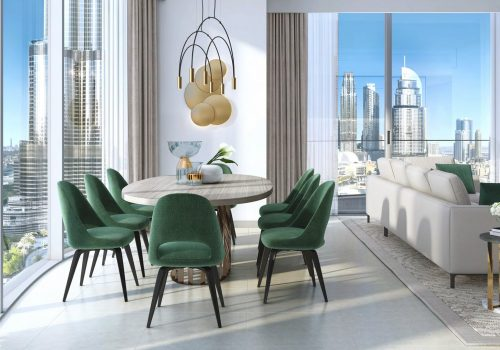 Grande квартиры в Downtown Dubai от Emaar. Продажа премиум квартир в Дубае 9