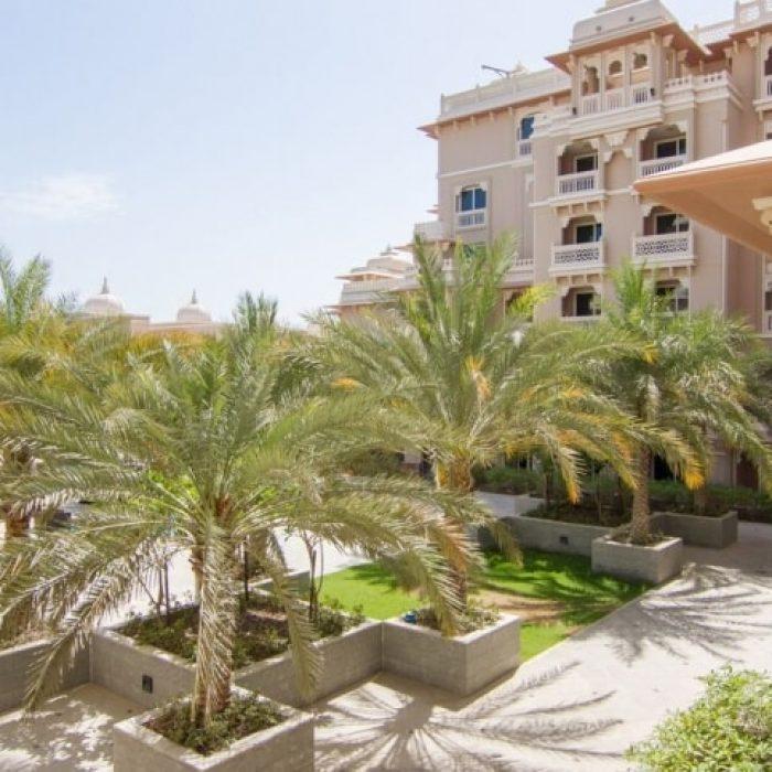 Grandeur Residences by ETA Star in Palm Jumeirah. Premium apartments for Sale in Dubai
