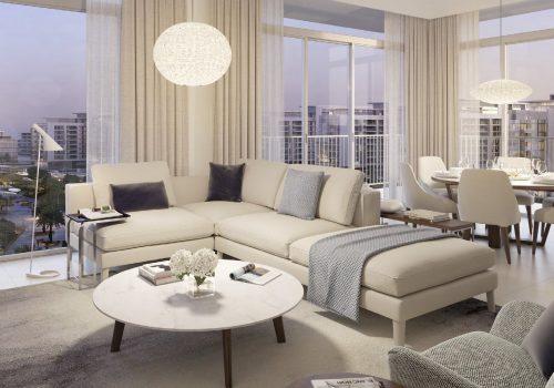 Green Square by Emaar in Dubai Hills Estate. Premium apartments for Sale in Dubai