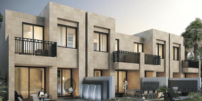 Hajar Villas в Akoya от Damac Properties. Продажа недвижимости премиум-класса в Дубае 2 1