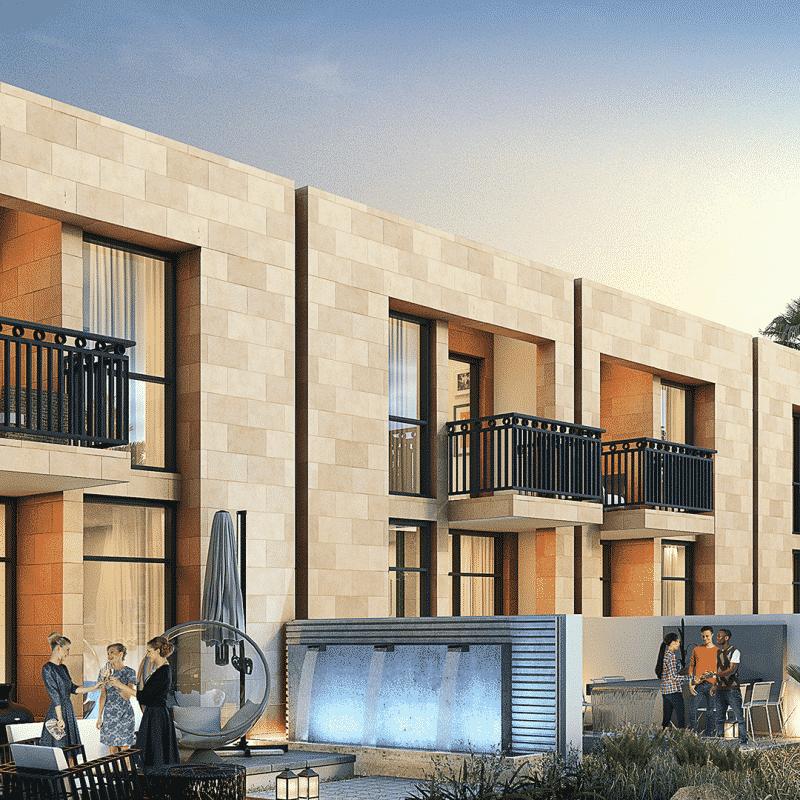 Hajar Villas в Akoya от Damac Properties. Продажа недвижимости премиум-класса в Дубае 5 2