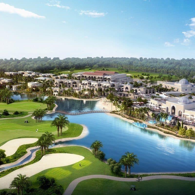 Hajar Villas в Akoya от Damac Properties. Продажа недвижимости премиум-класса в Дубае