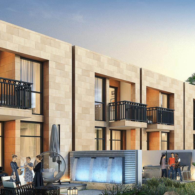 Hajar Villas by Damac at Akoya. Luxury apartments for Sale in Dubai 2