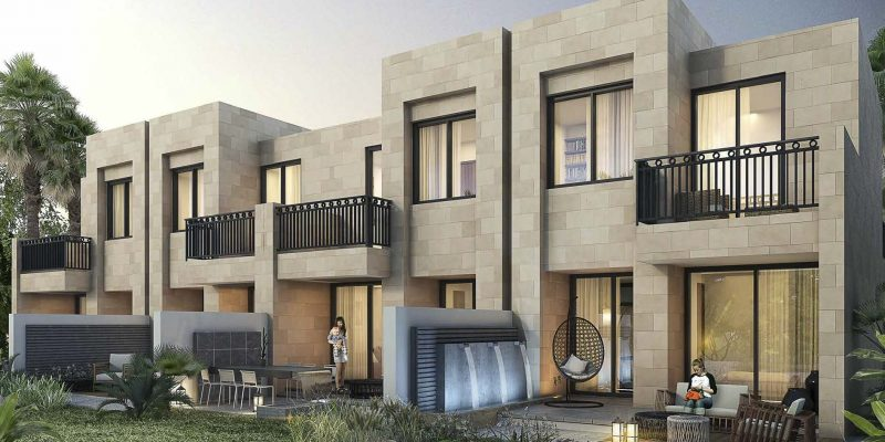 Hajar Villas by Damac at Akoya. Luxury apartments for Sale in Dubai