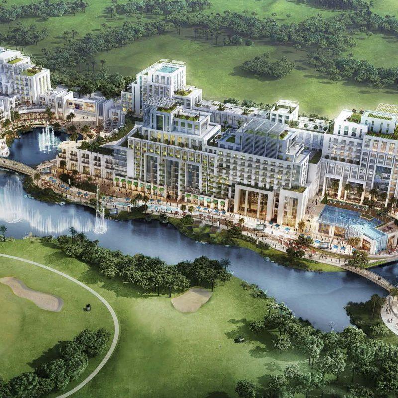 Hajar Villas by Damac at Akoya. Luxury apartments for Sale in Dubai_5