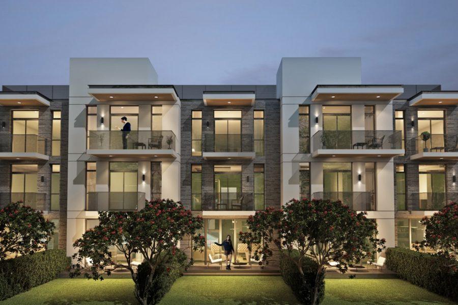 Hartland Townhouses by Sobha in MBR City Sobha Hartland. Luxury apartments for sale in Dubai