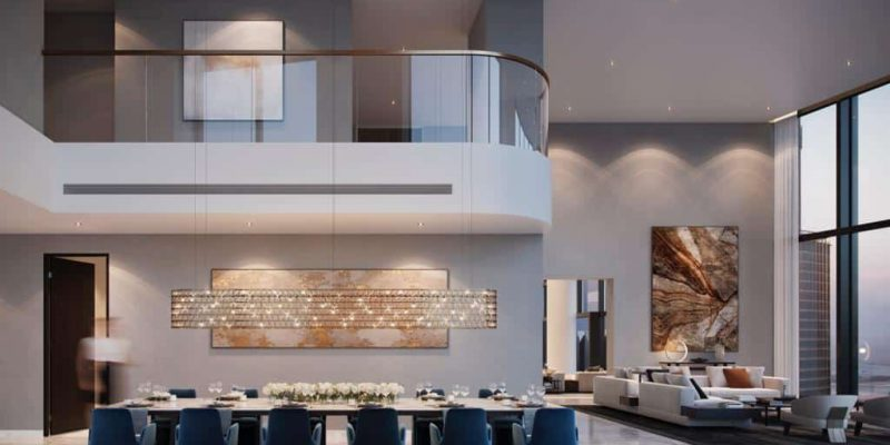Interior IL Primo by Emaar at The Opera District