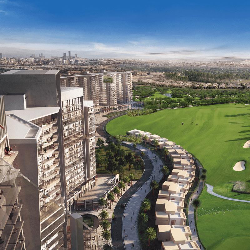 Kiara в Damac Hills от Damac Properties. Продажа недвижимости премиум-класса в Дубае