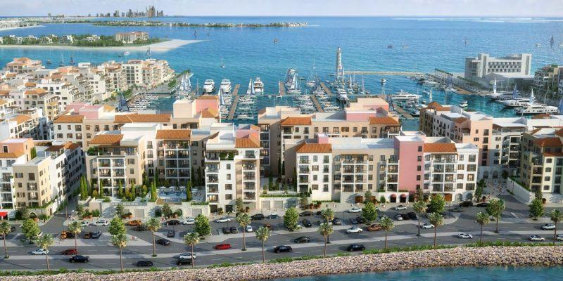 La Rive by MERAAS at Port De La Mer, Dubai
