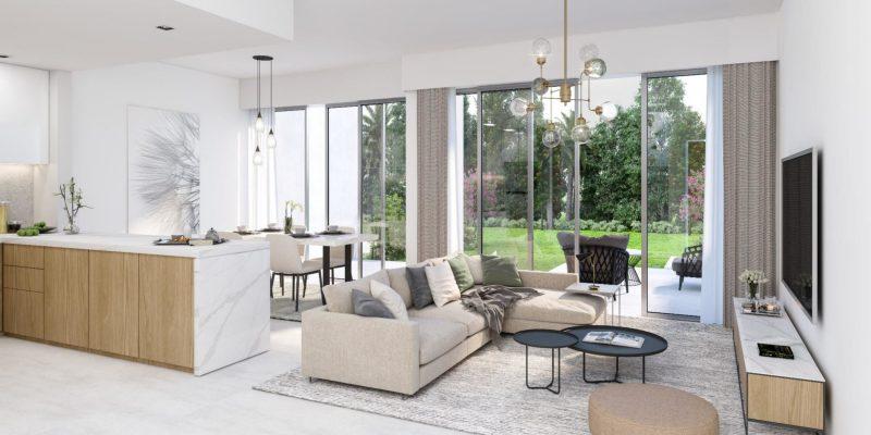 La Rosa III by Dubai Properties in Villanova. Premium apartments for sale in Dubai