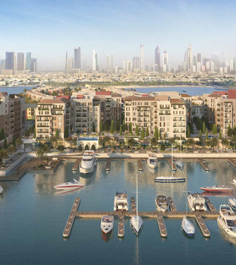 La-Sirene-by-MERAAS-at-Port-De-La-Mer.-Apartments-for-Sale-in-Dubai--52