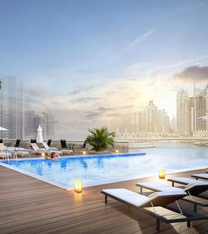 Liv Residence by LIV in Dubai Marina, Dubai.