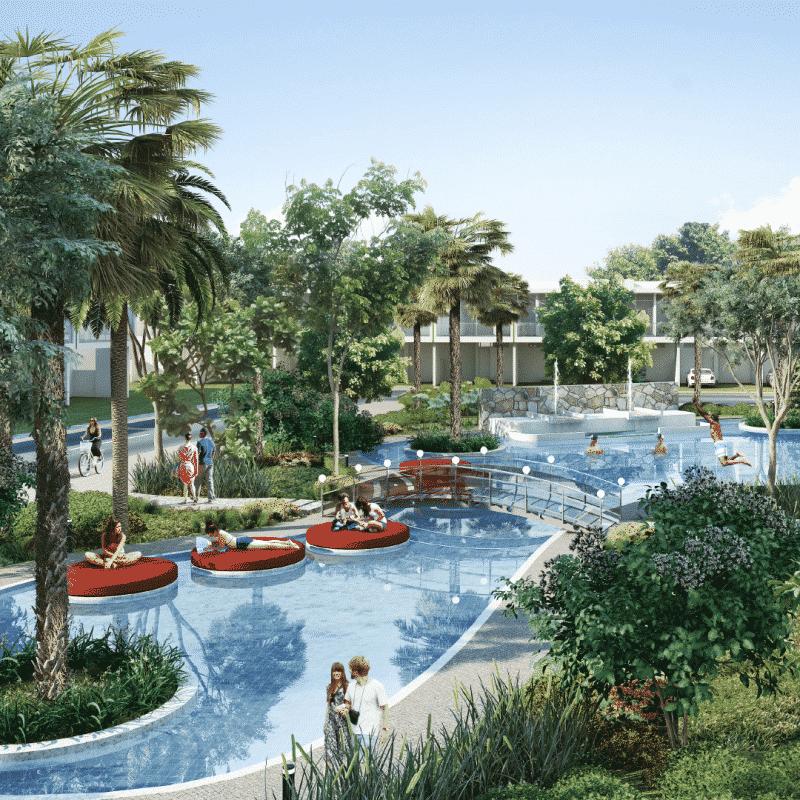 Luxury Collection в Akoya от Damac Properties. Продажа недвижимости премиум-класса в Дубае 5 1