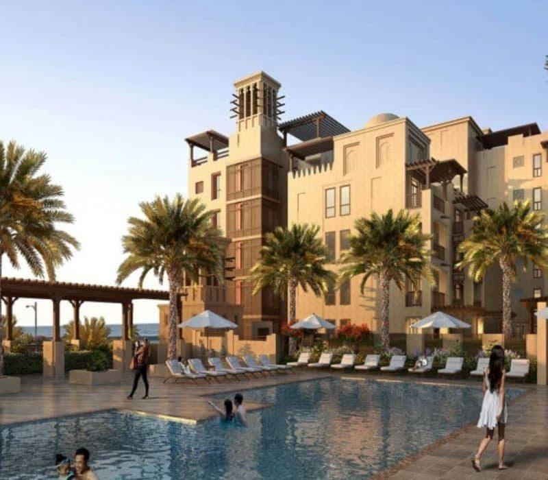 Madinat Jumeirah Living от Dubai Holding. Продажа недвижимости премиум-класса в Дубае