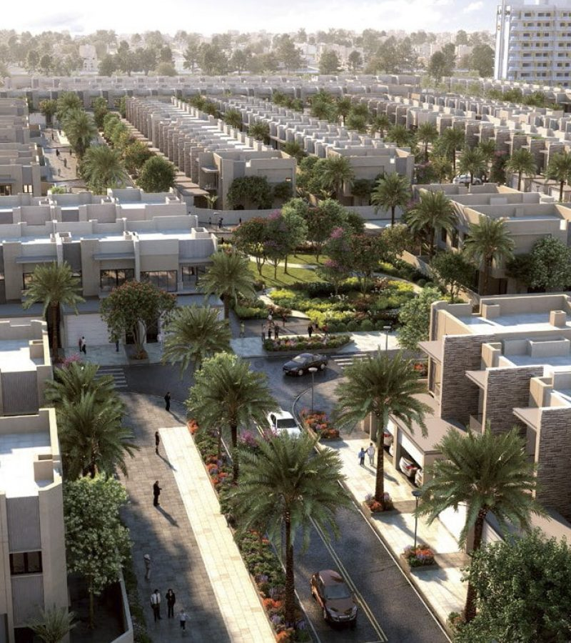 Mag Eye Townhouses by Mag Eye at District 7 MBR City. Luxury apartments for Sale in Dubai 22