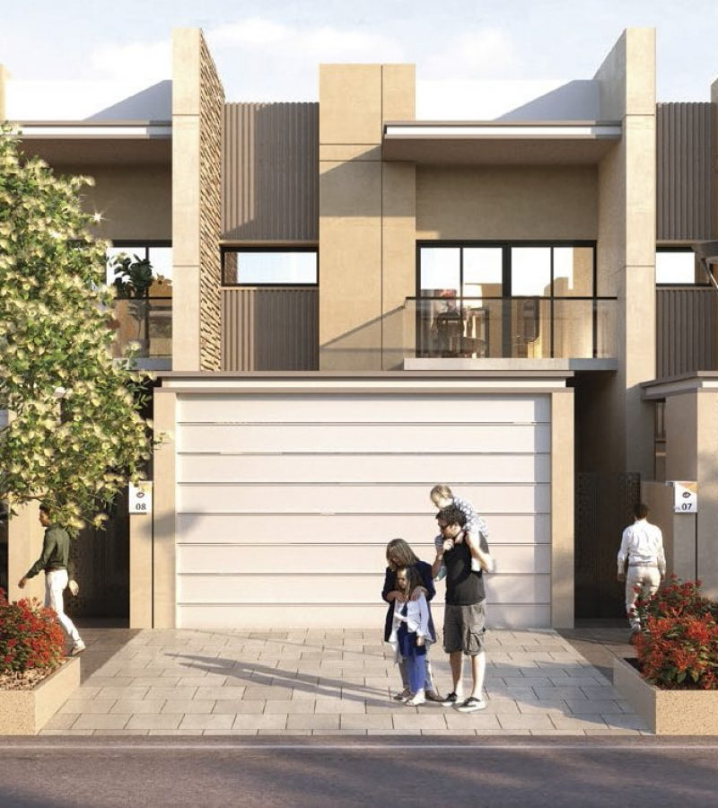 Mag Eye Townhouses by Mag Eye at District 7 MBR City. Luxury apartments for Sale in Dubai 51