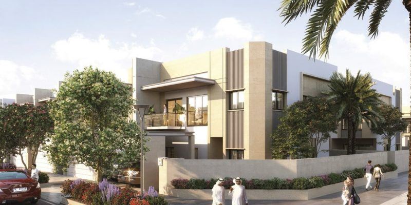 Mag Eye Townhouses by Mag Eye at District 7 MBR City. Luxury apartments for Sale in Dubai 52