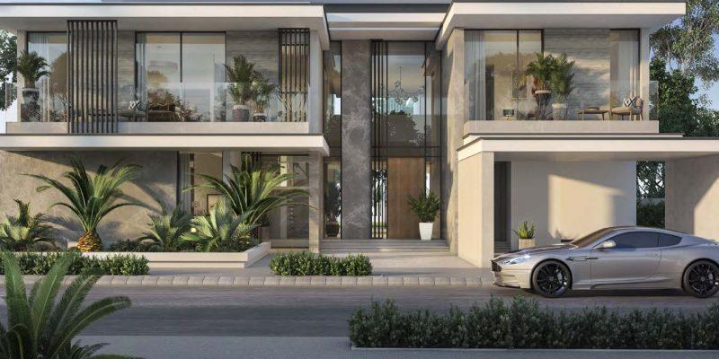 Ambrose Villas in Majestic Vistas by Emaar