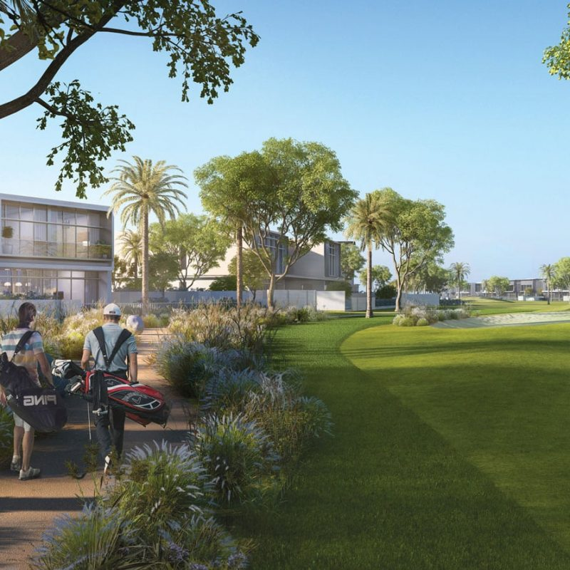 Mansions by D&B Properties at Dubai Hills. Luxury apartments for Sale in Dubai