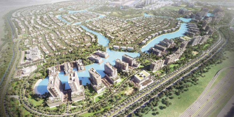Mansions by Meydan Sobha in MBR City District One. Luxury apartments for sale in Dubai 3