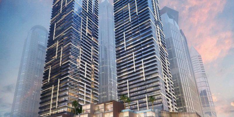 Marina Gate by Select Group10