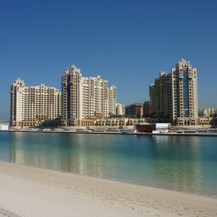 Marina Residences in Palm Jumeirah. Premium apartments for Sale in Dubai 3