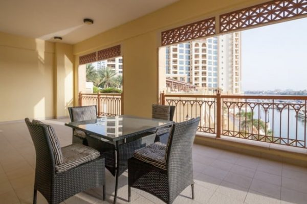 Marina Residences in Palm Jumeirah. Premium apartments for Sale in Dubai 31