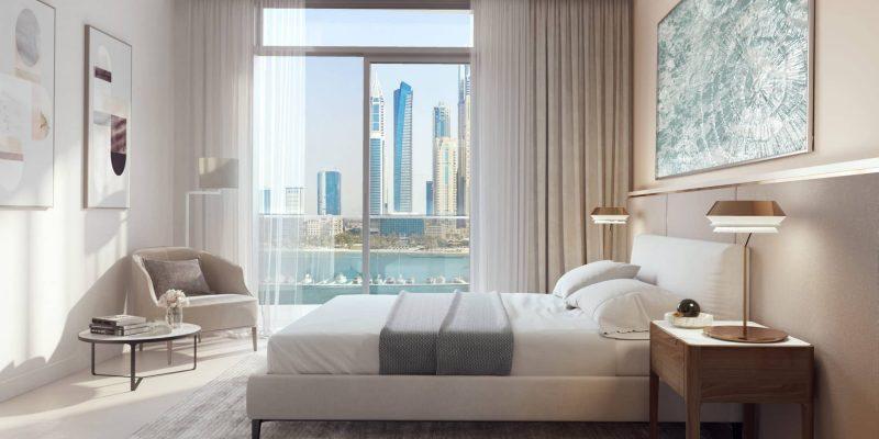 Marina Vista Villas by EMAAR in Emaar Beachfront, Dubai. Premium 3 and 4 bedroom villas for Sale in Dubai 3 1