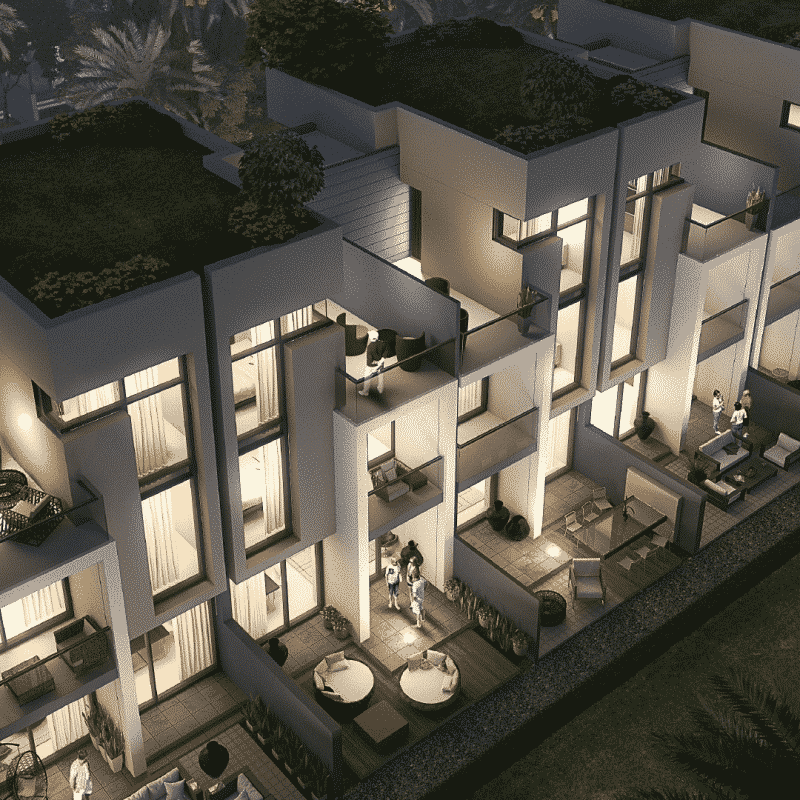 Mega Villas в Akoya от Damac Properties. Продажа недвижимости премиум-класса в Дубае 5 4