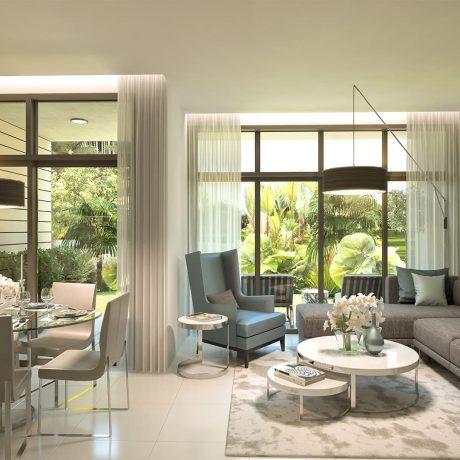 Mega Villas by Damac at Akoya. Luxury apartments for Sale in Dubai