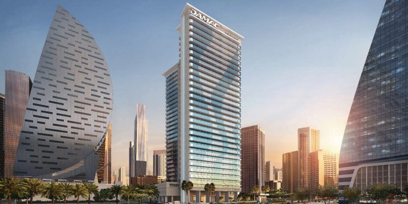 Merano Tower by Damac at Business Bay. Luxury apartments for Sale in Dubai 3