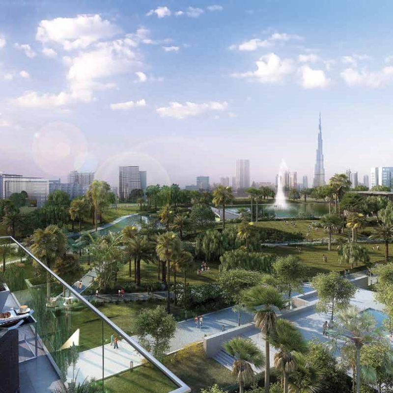 Mulberry Dubai Hills By Emaar 12
