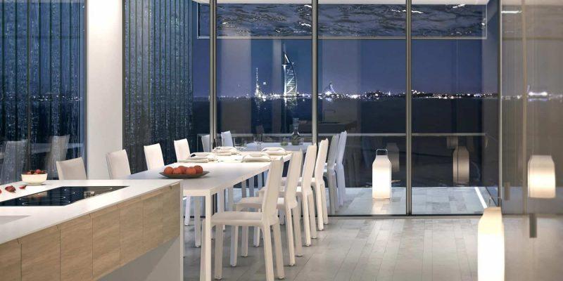 Muraba Residences by Muraba Properties at Palm Jumeirah. Luxury apartments for Sale in Dubai