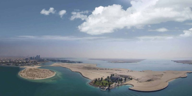 Nareel Island by Aldar. Premium villas and plots for sale in Abu Dhabi